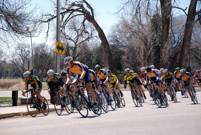 Colorado College Criterium Collegiate Men A