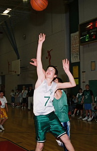 2005 NEW MILFORD JAMMERS BASKETBALL