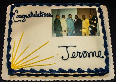 Jerome Bell's Retirement Ceremomy Apr 11, 2015
