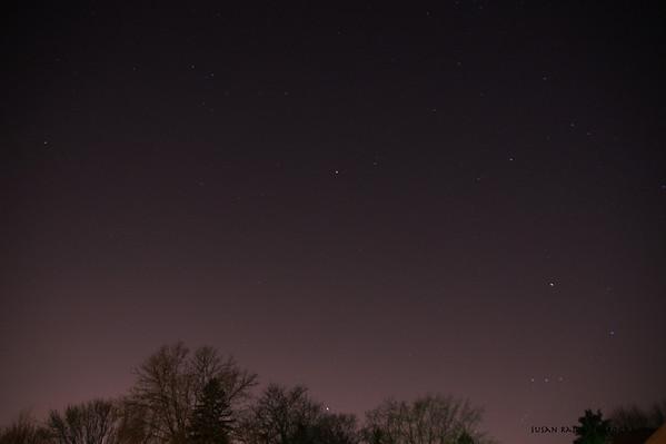 Moon, Stars.....