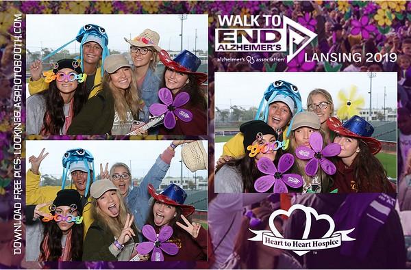 Walk to End Alzheimer's - Lansing