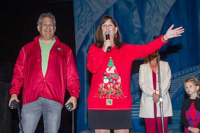 November 25th, 2015 Mizner Park Annual Holiday Tree Lighting