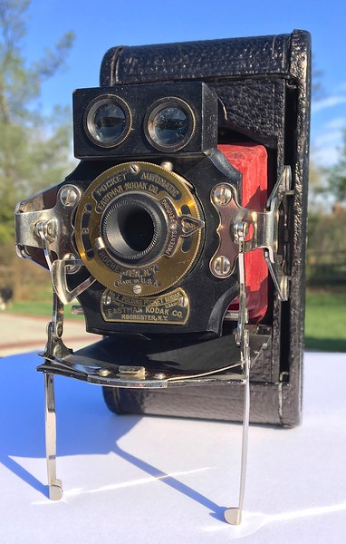 Kodak No. 1 Folding Pocket ~ 1910
