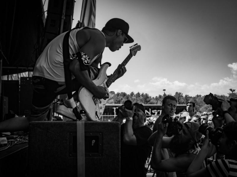 Wan Warped Tour, July 2016