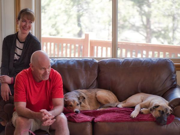 Mark and Adrienne's  Portfolio