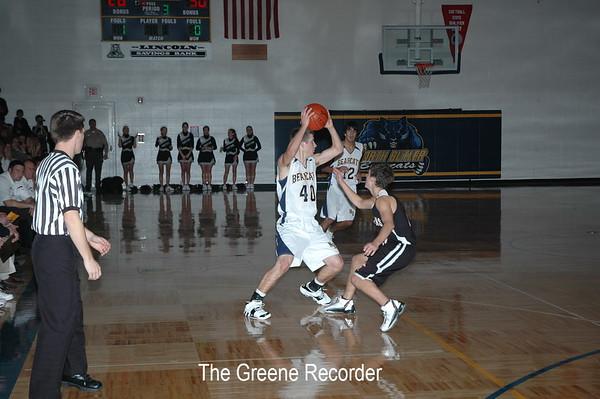 Boys Basketball vs SCMT