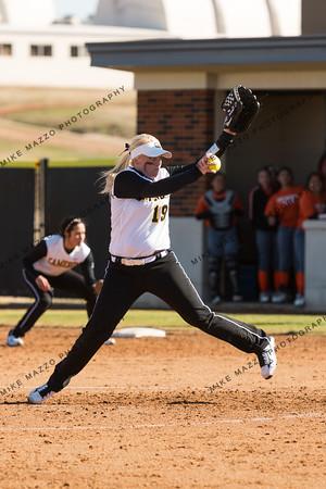 CU vs Texas Basin softball