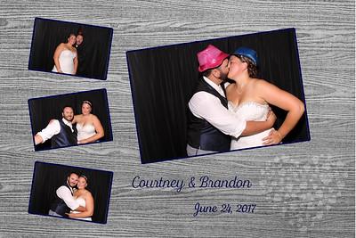 Brandon & Courtney