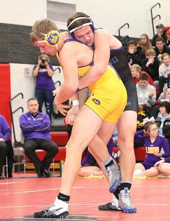 BHRV wrestling in George 1-10-19