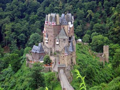 Castles of Rhine