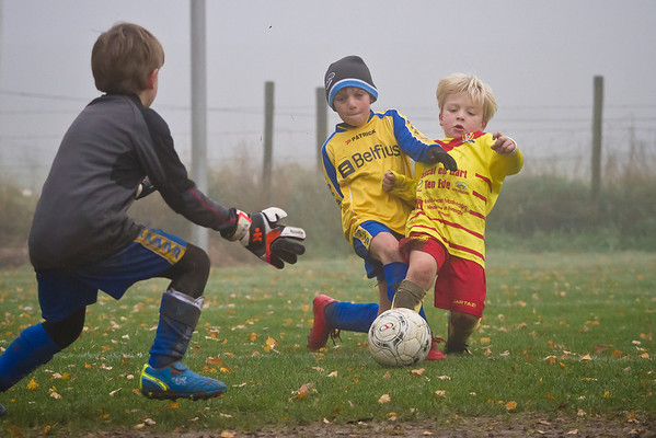 16/11/2013: FC Edeboys - Overmere