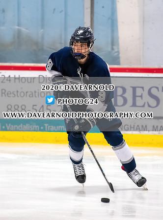 2/12/2020 - Boys Varsity Hockey - Framingham vs Hingham