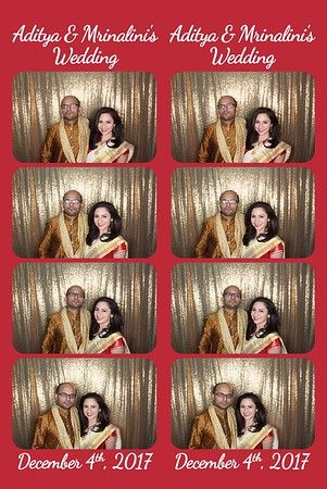 Aditya & Mrinalini's Wedding, December 04, 2017 - 14561