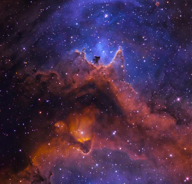 IC 1848 The Soul Nebula