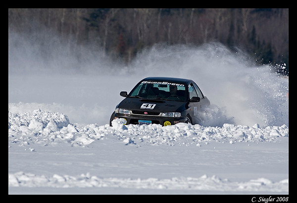 MNSubaru Ice Races #2 2008