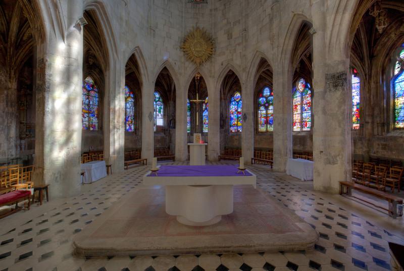 Montfort l'Amaury Choir