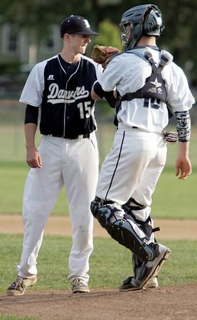 Danvers vs Belmont Baseball