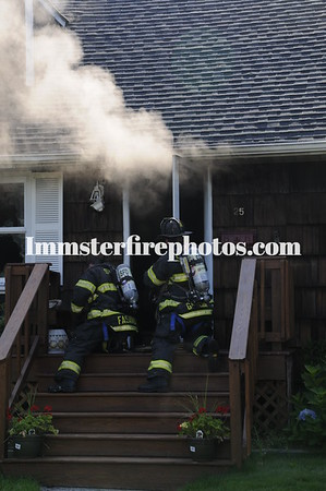 SYOSSET MEADOW LANE HOUSE FIRE 7-9-13