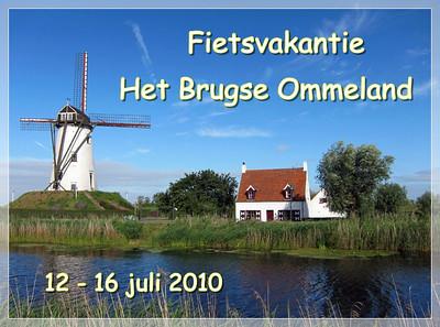 Het Brugse Ommeland  12-16 juli 2010