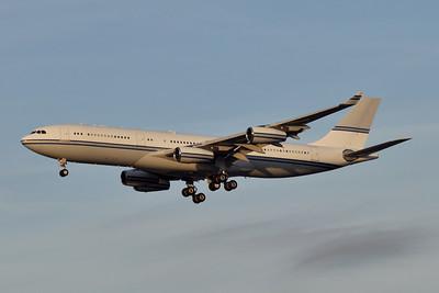 A340-200 *Royal Flight*
