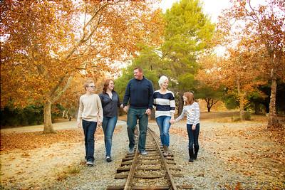 The Irick Family Mini-Session