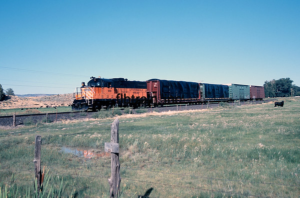 City of Prineville RR