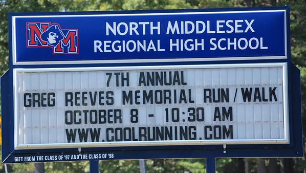 Greg Reeves Memorial Scholarship Race-2011