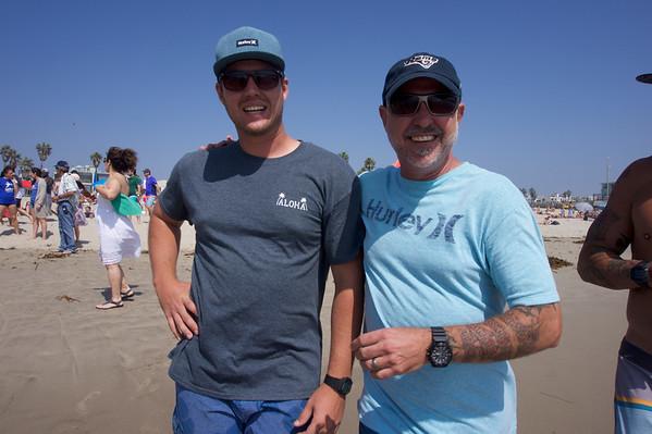Venice Beach Baptisms