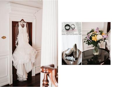 Anna + Caleb Wedding Album