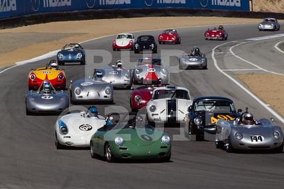 2015 Group 2 Porsche Rennsport Reunion V