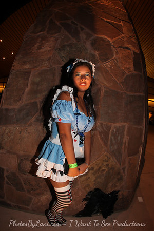 BB's Halloween Bash at the Palm Springs Convention Ctr 10/29/11