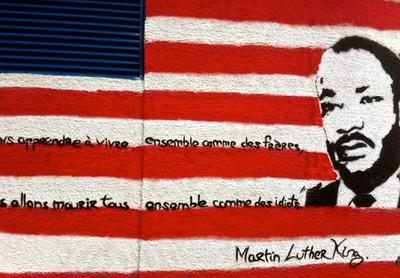 Graffitis et art de rue