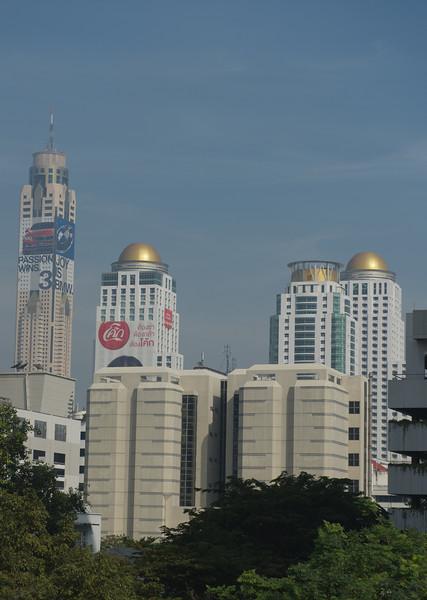 Xmas in Bangkok December 2012