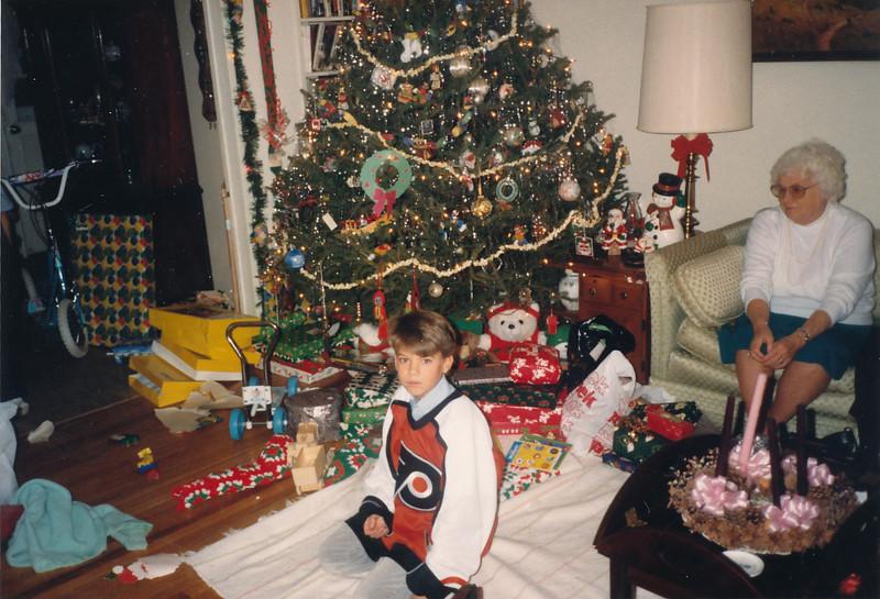 A lot of presents again