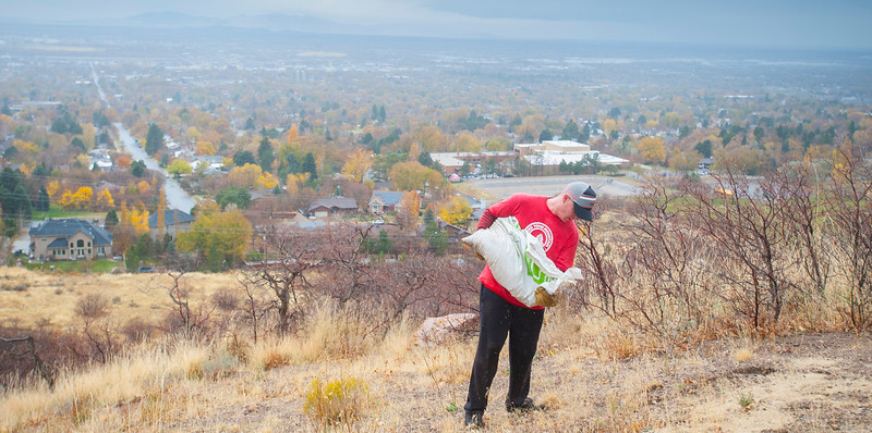 Ogden Foothills Erosion Repair