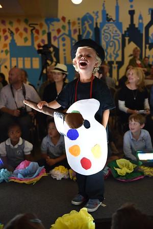 20150605 Kindergarten Fashion Show