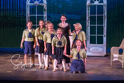 Sound of Music (Goatherd cast)