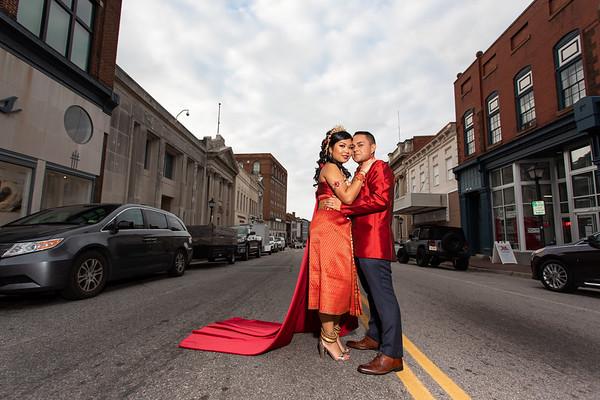 Ray and Mia's Wedding Photos