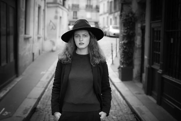 Laetitia De Lo, Un Jour de Février 2018, A L' Ile Saint et Notre Dame...