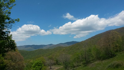 Sugar Creek Gap