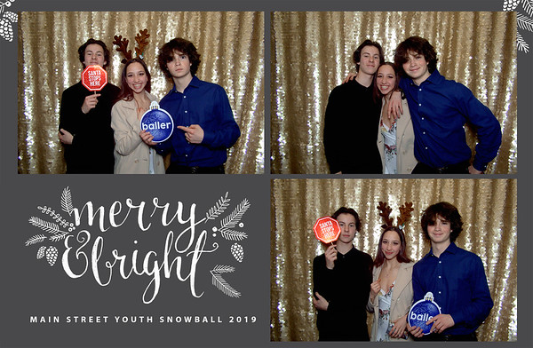 Main Street Youth Snowball