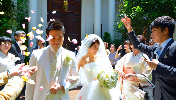 Kana and Tomo's Tokyo Wedding