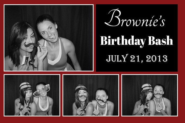 Brownies Birthday Bash July 21, 2013
