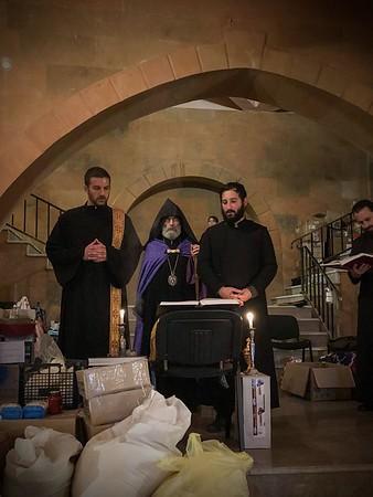 Vemkar Live Session: A Deacon in Artsakh (Nov. 17, 2020)