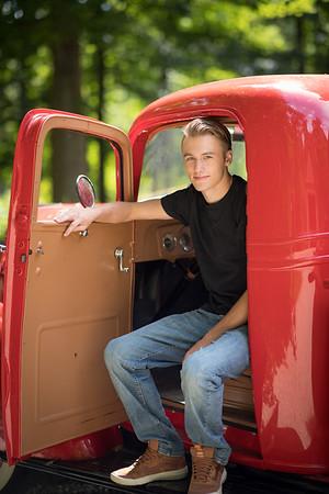 Brady- Senior 2020