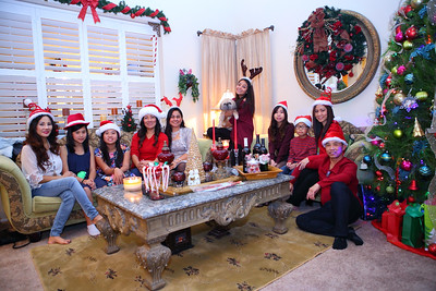 Christmas Party at Cecille's (2016)