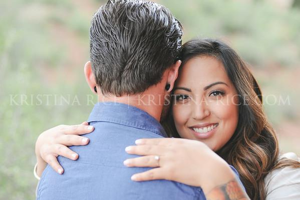 Julie & Anthony | Red Rocks Colorado