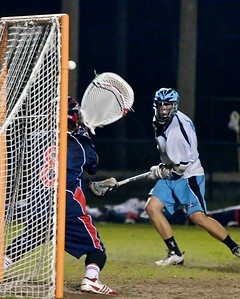Ponte Vedra Boys' JV and Varsity Lacrosse vs Lake Brantley 4-2-10