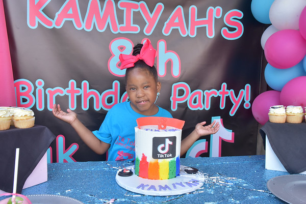 Kamiyah's 8th Birthday