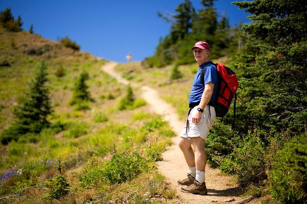 Hiking II - Marmot Pass in the Olympics